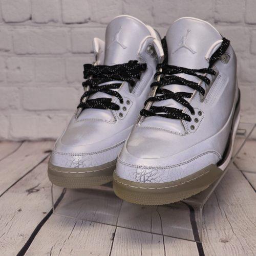 Air Jordan 3 5Lab3 Reflective Silver