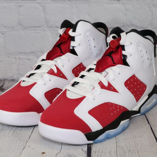 Air Jordan 6 Retro GS Carmine