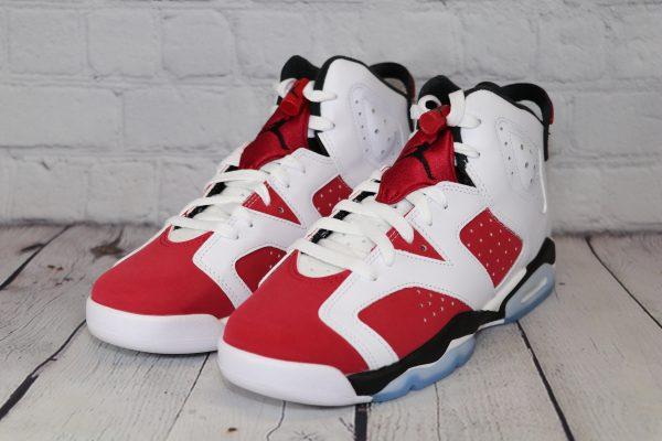 Air Jordan 6 Retro GS Carmine