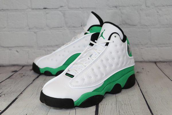 """Air Jordan 13 Retro (GS) """"Lucky Green"""""""
