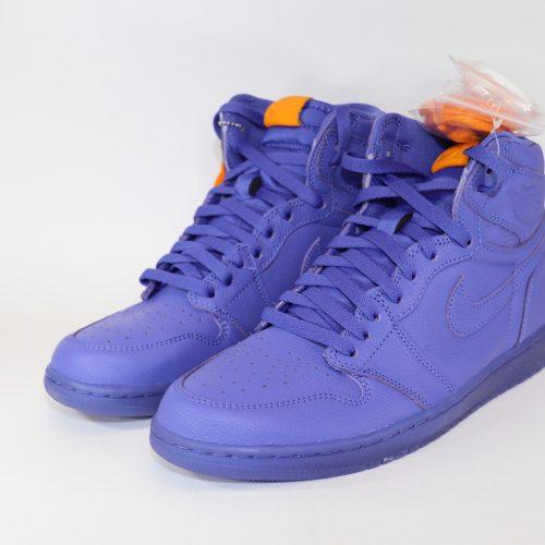 Air Jordan 1 Retro High OG G8RD 'Rush Violet'
