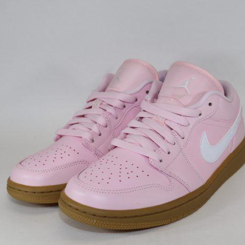air jordan 1 low wmns artic pink