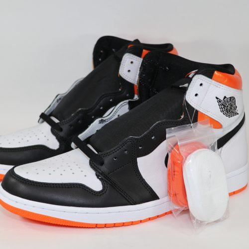 "Air Jordan 1 Retro High OG ""Electro Orange"""